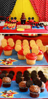 Mickey Mouse Party Theme Decorations - mickey mouse party themes decorating of party