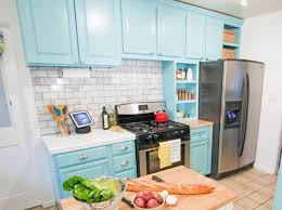 do it yourself painting kitchen cabinets kitchen cool painted kitchen adorable benefit of free standing