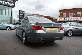bmw 5 series 530d m sport for sale used bmw 5 series 530d m sport 4dr auto lci big spec for sale