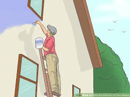 paint the house how to paint the exterior of your house 9 steps with pictures