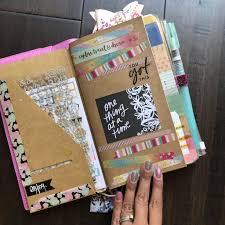 Georgia travel notebook images My traveler 39 s notebook journaling setup wendaful jpg