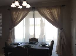 Drapes On Sliding Glass Doors by Curtains Sliding Glass Doors Kitchen Decorate The House With