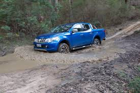2015 mitsubishi triton 4x4 exceed review practical motoring