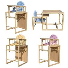 wooden high chair that turns into table chairs ideas