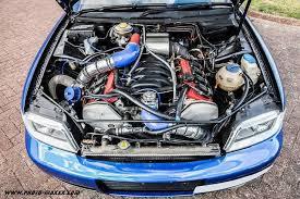 audi v8 turbo custom audi b5 quattro v8 single turbo 800bhp only one on the