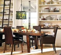 Pottery Barn Dining Room Sets Dining Room Table Pottery Barn Barn Style Dining Table Pottery