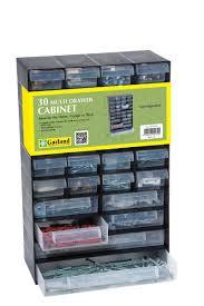 garland 30 multi drawer plastic storage cabinet home garage or