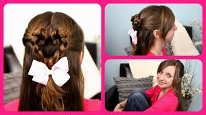 cute hairstyles for 9 year olds hairstyles ideas