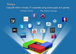 xbmc apk android t95k pro amlogic s905 octa android tv box 2gb ram xbmc 17