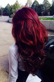 2015 hair color trends for 15 year olds dark red hair color nail art styling