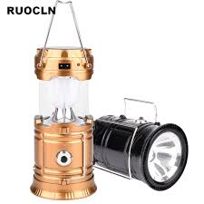 solar powered lantern lights led exterieur led solar powered collapsible flashlights portable