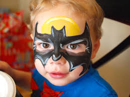 face painting and airbrush tattoos for kids