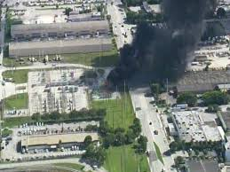 florida power light power fully restored after fire at fpl plant cbs miami