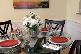 best dining room table floral arrangements ideas orchidlagoon com