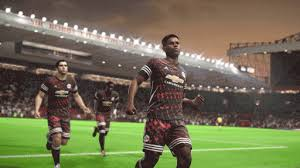 Manchester United Manchester United Been Given A Special Fourth Kit On Fifa 18