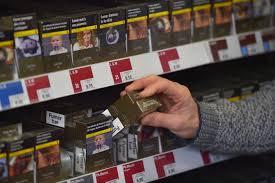 nombre de bureau de tabac en tabac une hausse des prix à l efficacité contrastée la croix