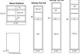 Kitchen Cabinet Standard Height Wonderful Standard Kitchen Cabinet Depth Uk Cabinets Ceiling