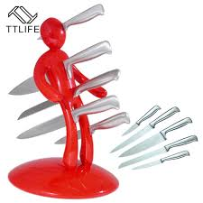 Magnet For Kitchen Knives Ttlife Creative Gifts Novelty Humanoid Stainless Steel Magnet