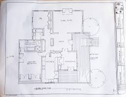 as built floor plans harley house on behance
