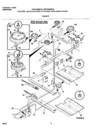 Frigidaire Oven Pilot Light Parts For Frigidaire Fgf379wecs Range Appliancepartspros Com