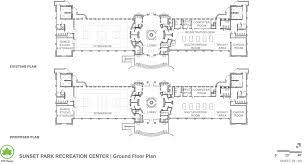 Dance Studio Floor Plans Landmarks Approves Renovation Restoration Of Brooklyn U0027s Sunset