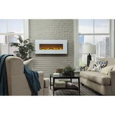 interior touchstone wall mount electric fireplace for modern