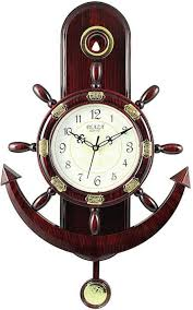 wall watch a a plaza pendulum wall clock analog wall clock price in india buy