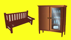 furniture name learning first words in english name furniture for kids part 2