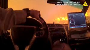 California Wildfire Dateline by Scared Beyond Reason U0027 A Sergeant Braves Northern California