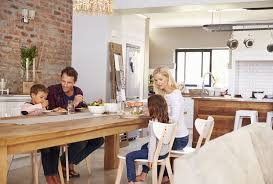 family kitchen ideas family kitchen playmaxlgc