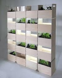 Grow Lights For Indoor Herb Garden - herb flexible partition wall and indoor herb garden lighting