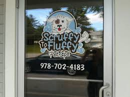 walls and windows lettering in methuen lawrence ma dawn s sign tech window lettering and graphic bradford