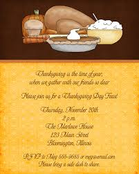 thanksgiving invitation wording sles cogimbo us
