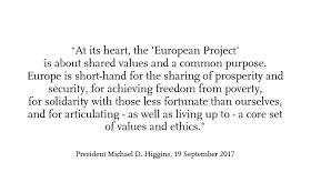 Ireland And The European Convention On Human Rights 60 Years And by President Of Ireland Presidentirl Twitter