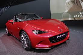mazdas 2016 2016 mazda mx 5 gets 2 0l skyactiv for us 1 5l for global markets