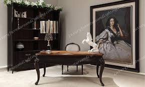 Italian Office Desks Italian Office Furniture Luxurious Transitional Italian Office