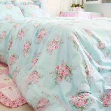 rose bedding set on cute bed sets queen steel factor