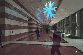 brookfield place toronto debuts snowfall a new seasonal