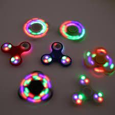 a light up fidget spinner led light up fidget spinner free shipping worldwide