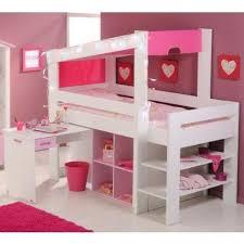 lit mezzanine avec bureau pour ado charmant diy deco chambre ado 16 lit mezzanine avec bureau pour