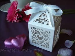 wedding favours romantic decoration