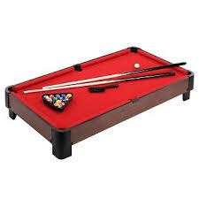 Sportscraft Pool Table Small Pool Table Target