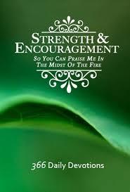 strength encouragement devotional