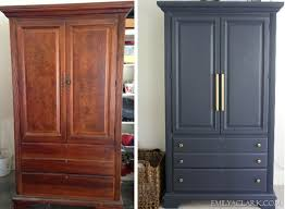 What Color To Paint Bedroom Furniture 145 Best Painted Furniture Images On Pinterest Armoire Makeover