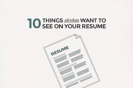 Entrepreneur Resume Objective Things Your Resume Needs When Applying At Startups