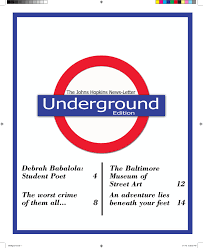 the underground vol 1 by the johns hopkins news letter issuu