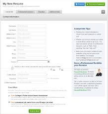 free resume builder no cost free resume creator free resume example and writing download 79 enchanting free resume builder templates template