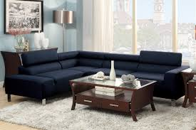 Navy Blue Sectional Sofa Furniture Home Four Seasons Blue Sectional 001new Design Modern