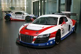 audi germany flag toofastcv photo of the day audi r8 lms gt3 usa car