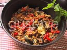recette cuisine nicoise ratatouille niçoise la recette gustave